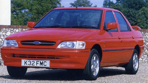 Ford Orion - MK 2