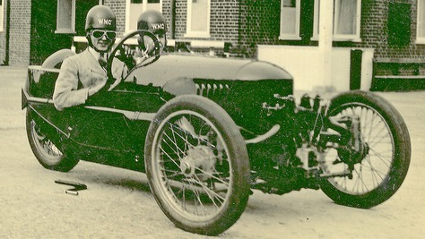 Morgan Threewheeler - Gen.1