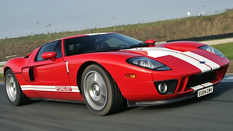 Ford GT - II