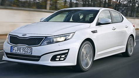 Kia Optima - I (TF)
