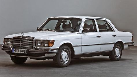Mercedes S-Klasse - W 116