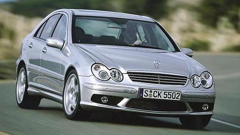 Mercedes-AMG C-Klasse - W 203