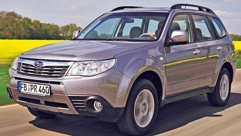 Subaru Forester - SH
