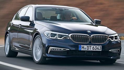 BMW 5er - G30