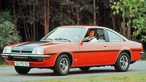 Opel Manta - B