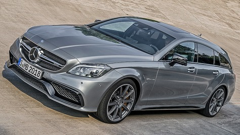 Mercedes-AMG CLS Shooting Brake