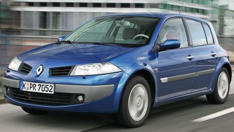 Renault Mégane - II