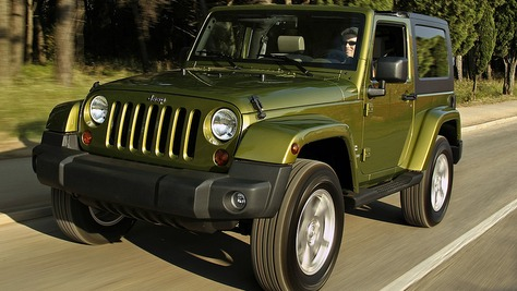 Jeep Wrangler - JK