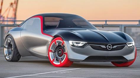 Opel GT - III