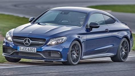 Mercedes-AMG C-Klasse Coupé