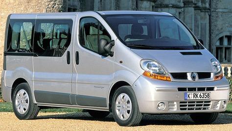 Renault Trafic, Kombi