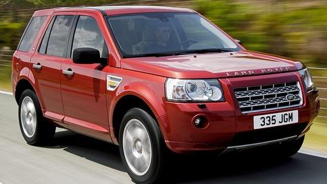 Land Rover Freelander - II