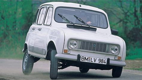 Renault 4 - II