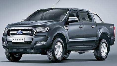 Ford Ranger - III