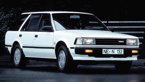 Nissan U11