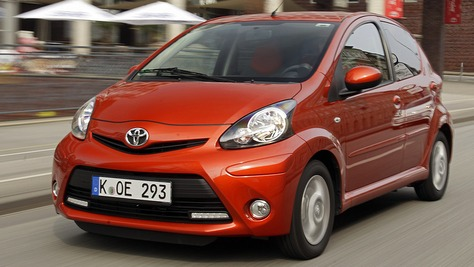 Toyota Aygo - I