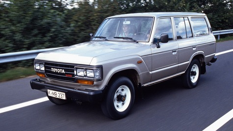 Toyota Land Cruiser - J6