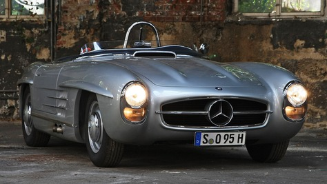 Mercedes-Benz W 198