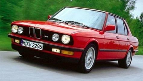 BMW 5er - E28