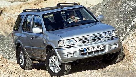 Opel Frontera - B