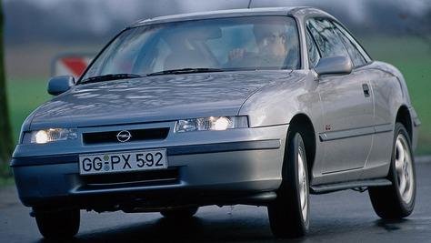 Opel Calibra - A
