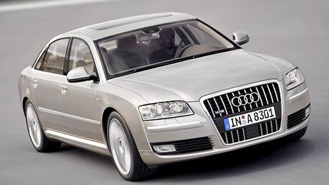 Audi A8 - D3