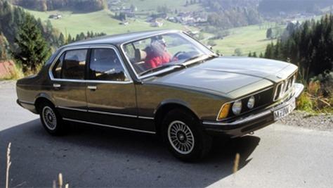 BMW 7er - E23