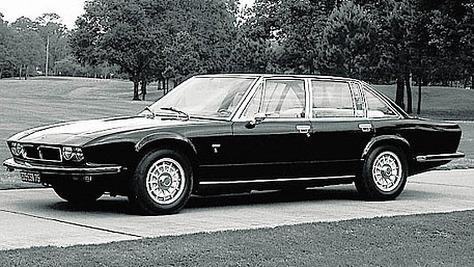 Maserati Quattroporte - II