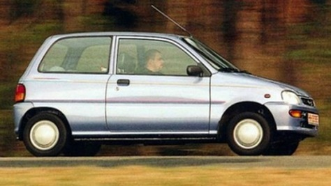 Daihatsu Cuore - L501