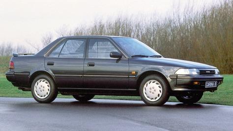 Toyota Carina T17 - autobild.de