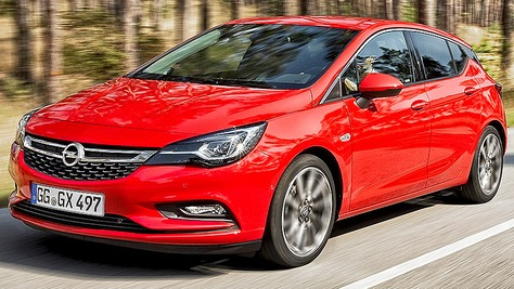 Opel Astra - K