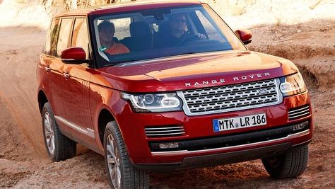 Range Rover - MK IV