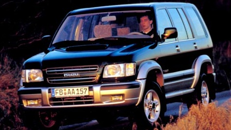 Isuzu Trooper - Gen.2