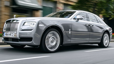 Rolls-Royce Ghost - Series II