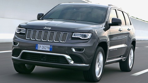 Jeep Grand Cherokee - WL
