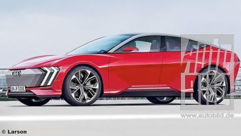 Audi Elektrosportler J1