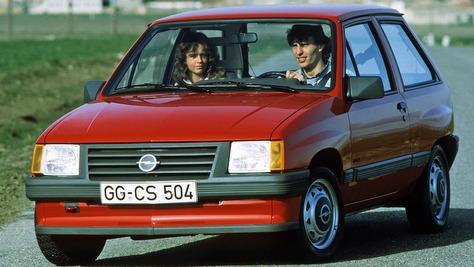 Opel Corsa - A