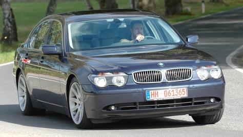 BMW 7er - E65