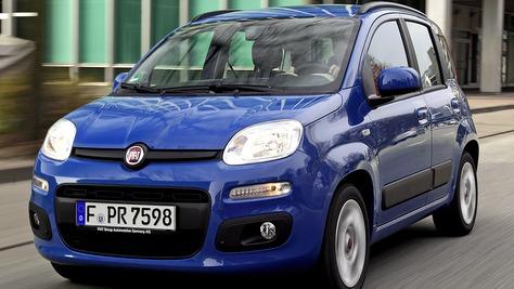 Fiat Panda - Typ 319