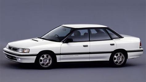 Subaru Legacy - BC/BJF