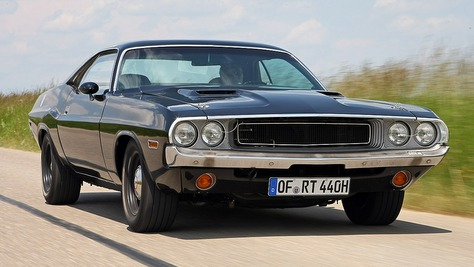 Dodge Challenger - I
