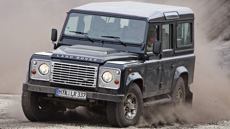 Land Rover Defender - V