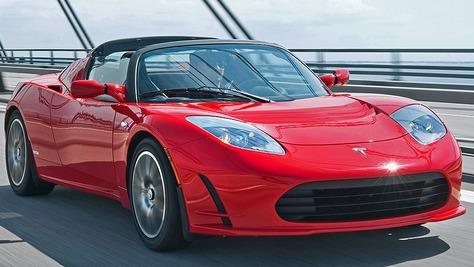 Tesla Roadster - I