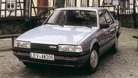 Mazda 626 - GC