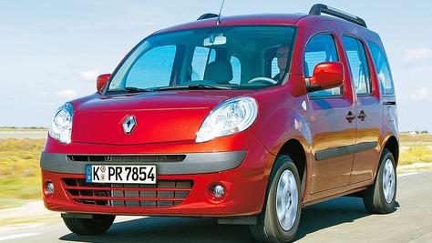 Renault Kangoo - Typ W