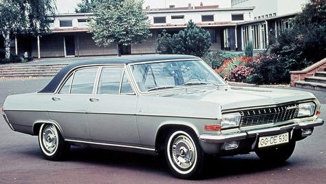 Opel KAD Serie
