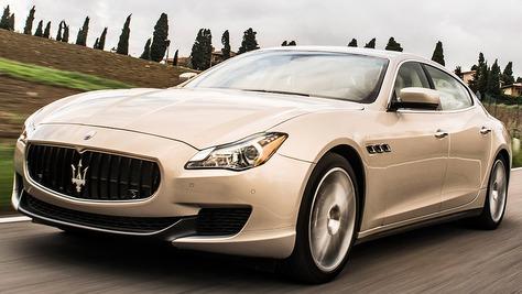 Maserati Quattroporte - VI