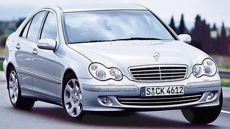 Mercedes C Klasse W Dauertest Bj