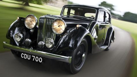 Jaguar SS 3.5 litre