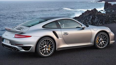 Porsche 911 Turbo - 991
